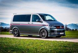 ABT Volkswagen T6 Anniversary Edition, la Multivan más cañera del mundo