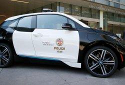 100 BMW i3 se suman a la flota de la policía de Los Ángeles