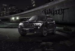 BMW X3 Blackout Edition, sólo 200 unidades de pura imagen siniestra