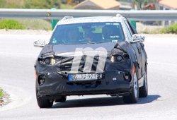 Opel Antara 2017, nuevas fotos espía en Europa