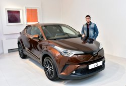 Opinión Toyota C-HR, primeras impresiones