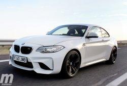 Prueba BMW M2 Coupé, potro salvaje