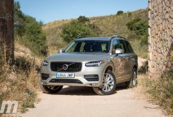 Prueba Volvo XC90 D5, entre tú y yo: no se puede pedir más