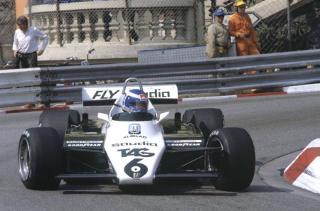 Vídeo: a bordo del Williams FW08 en Goodwood