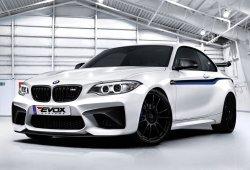 Buscando el lado más radical del BMW M2 de la mano de Alpha N-Performance