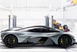 El AM-RB 001, una bestia creada por Aston Martin y Red Bull
