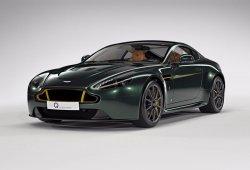 Aston Martin V12 Vantage S Spitfire 80, una edición limitada muy guerrera
