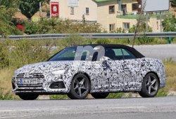 El Audi A5 Cabrio 2017 sigue poniéndose a punto