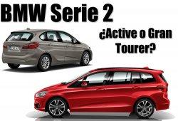 BMW Serie 2 Active Tourer o Gran Tourer, ¿cuál interesa más?