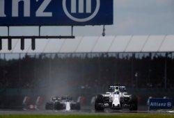 Día gris para Williams, que se va de vacío de Silverstone