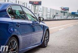 Lexus ofrecerá de serie la suspensión AVS en las versiones 2017 de la gama F Sport