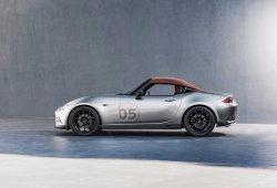 Mazda MX-5 NE, primeras informaciones: Fibra de carbono y motores de tres cilindros