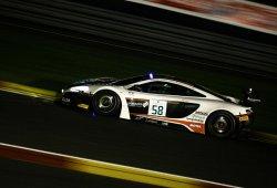 McLaren lidera la clasificación de las 24 Horas de Spa