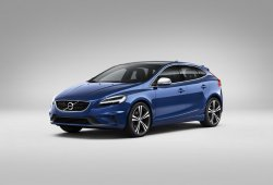 Precio de los Volvo V40 y V40 Cross Country 2017 para España
