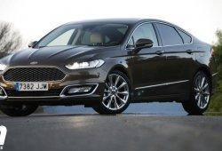 Prueba Ford Mondeo Vignale 2.0 TDCi Powershift: Dinámica y consumo (I)