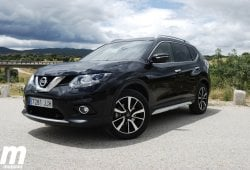 Prueba Nissan X-Trail 1.6 dCi 4x4: equipamiento, gama y tecnología (III)