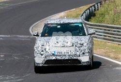 El nuevo Range Rover Sport Coupe pisa el asfalto de Nürburgring