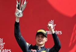 Red Bull brilla en Silverstone con podio de Verstappen