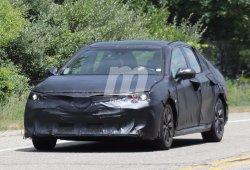 Llega la nueva generación del Toyota Camry, el sedán americano más vendido