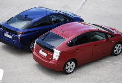 Toyota Prius 4g contra Toyota Prius 3g, nuevas tecnologías (III)