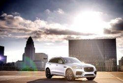 Estados Unidos - Junio 2016: Jaguar F-Pace, éxito inmediato
