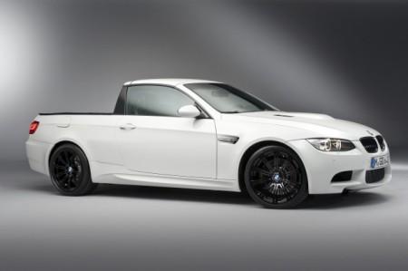 """BMW """"seguirá de cerca"""" a la Pick-Up de Mercedes"""