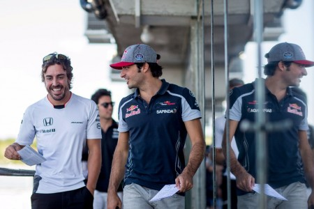 Sainz, preocupado por la evolución de McLaren