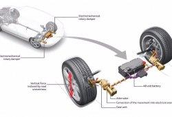 Audi desvela su nueva tecnología de amortiguadores regenerativos