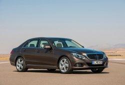 BAIC desarrollará tres modelos usando la plataforma del Mercedes Clase E anterior