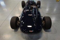 El monoplaza de competición que Bentley desarrolló en secreto en los sesenta