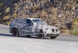 BMW X5 2018, una vez más de pruebas, esta vez en España