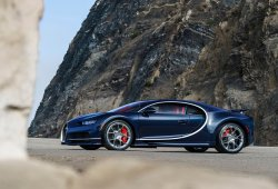 Bugatti Chiron: vendidas 200 de las 500 unidades que serán fabricadas