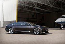 Cadillac presenta con el Escala concept su nuevo lenguaje de diseño