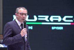 """Domenicali: """"La F1 no es una prioridad para Lamborghini"""""""