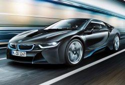 El BMW i8 de segunda generación poseerá 760 CV puramente eléctricos