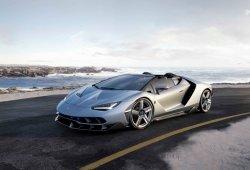 Lamborghini presenta oficialmente el Centenario LP 770-4 Roadster en Pebble Beach