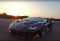 Lamborghini Centenario, una orgía de sonidos ahora en vídeo