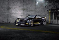 Nuevos «zapatos» de TechArt para el Porsche Panamera y Cayman GT4