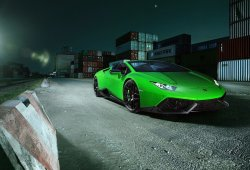 Novitec Torado radicaliza al Lamborghini Huracán LP 610-4 Spyder
