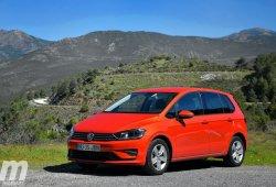 Prueba de consumo: Volkswagen Golf Sportsvan 1.6 TDI DSG