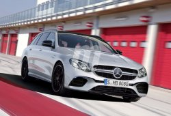 Recreación: Os presentamos al Mercedes-AMG E63 Estate