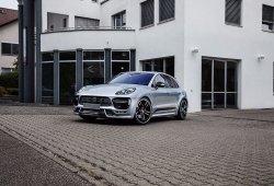 TechArt y sus nuevos kits de potenciación para el Porsche Cayenne y Macan