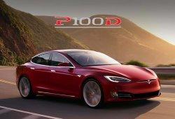 Tesla Model S P100D: uno de los coches de producción más rápidos del mundo