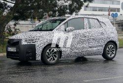 El Opel Meriva 2017, nuevas fotos espía