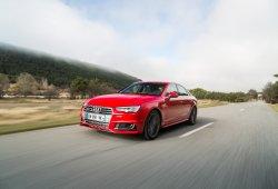 Alemania - Julio 2016: El Audi A4, en el podio cuatro años después