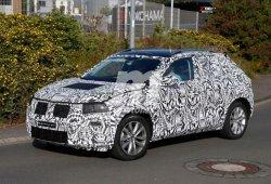 El nuevo SUV basado en el Volkswagen Polo comienza a tomar forma