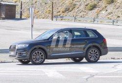 El Volkswagen Touareg 2018 da sus primeros pasos