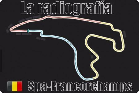 La radiografía: así afrontan los pilotos la carrera en Bélgica