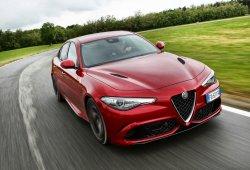 Alfa Romeo Giulia Quadrifoglio automático, ¡todavía más rápido!: 7:32 en Nürburgring
