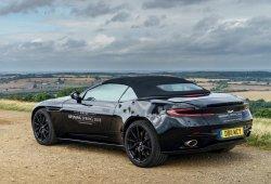 El Aston Martin DB11 Volante llegará en 2018, y este es un anticipo de su diseño